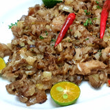 Sisig with Rice by Chef Noel (Per Pack)