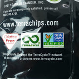 Terra Real Vegetable Chips - Non GMO, Gluten-Frer, Original Flavor (per bag 141g)