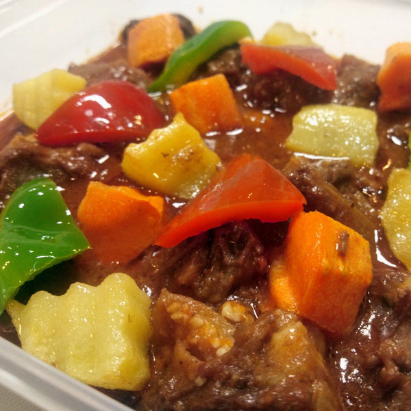 Beef Kaldereta Family Meal by Chef Noel (3-4 people)