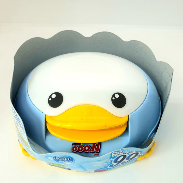 Penguin Wipes, container with 1 pack of wipes (per set)