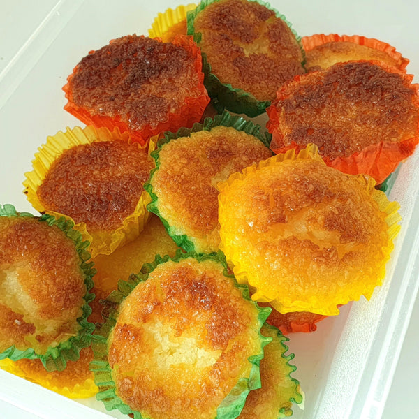 Soft Chewy Macaroons by Myr & Mel (15 pcs approx 200g) Homegrown Door-to-Door Fresh from the Farm Delivery