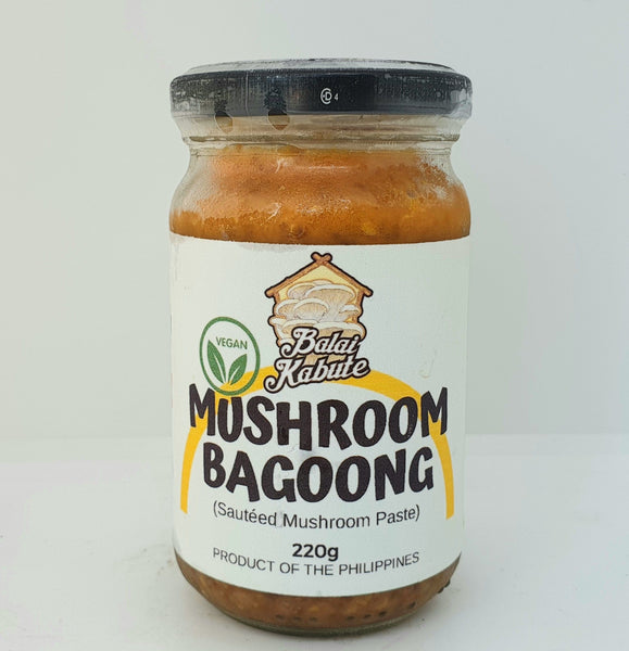 Mushroom Bagoong (220g) Homegrown Door-to-Door Fresh from the Farm Delivery