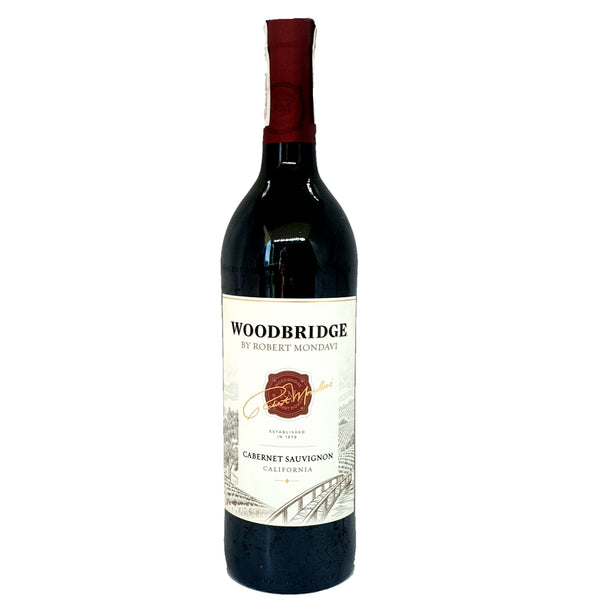 Cabernet Sauvignon Wine, Woodbridge, California (750ml) Homegrown: Fresh Food, Groceries, Plants and More!