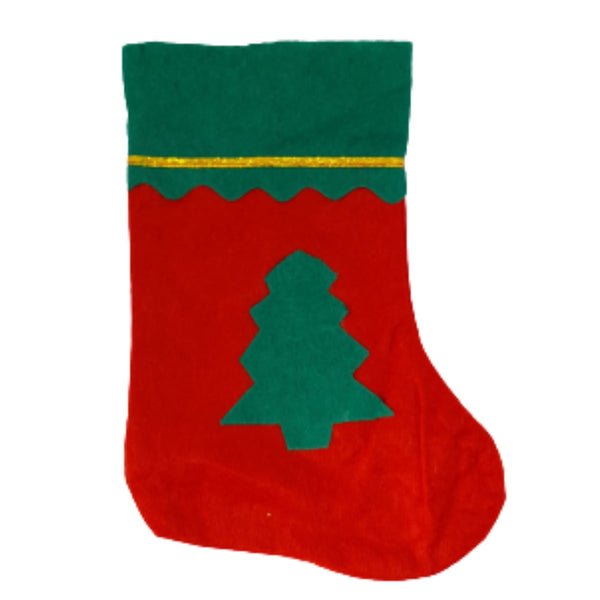 Christmas Stocking small,Red,3-5inches (per piece) Homegrown: Fresh Food, Groceries, Plants and More!