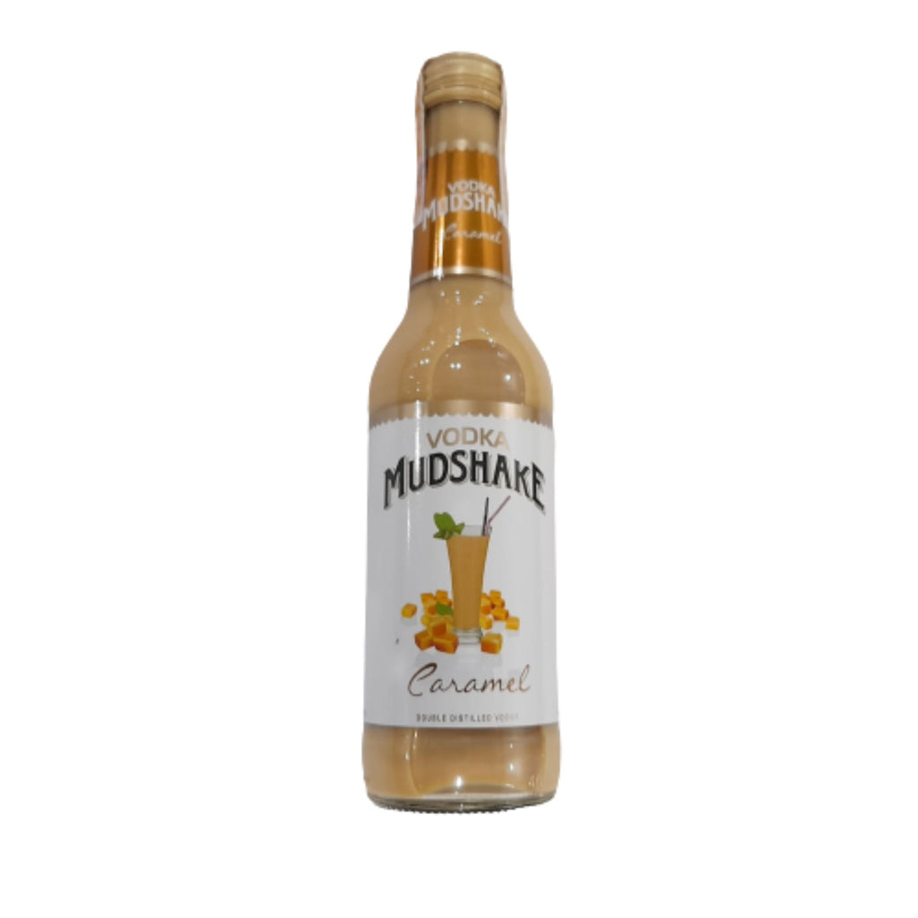 Caramel Vodka Mudshake (270ml) Homegrown: Fresh Food, Groceries, Plants and More!