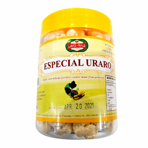 Special Uraro (450g per bottle) Homegrown: Fresh Food, Groceries, Plants and More!