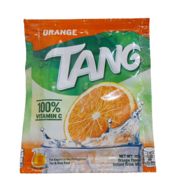 Tang, Orange Juice (20g) Homegrown: Fresh Food, Groceries, Plants and More!