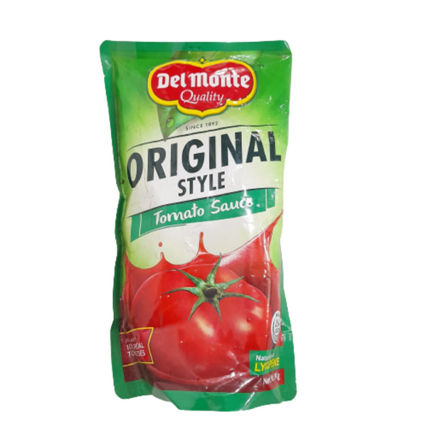 Tomato Sauce,Del Monte (per 1kg) Homegrown: Fresh Food, Groceries, Plants and More!