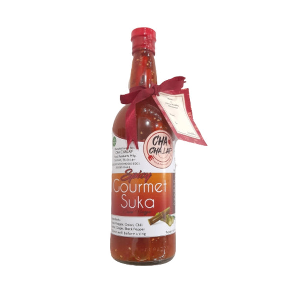 Gourmet Suka,Spicy,Cane Vinegar (per bottle) Homegrown: Fresh Food, Groceries, Plants and More!