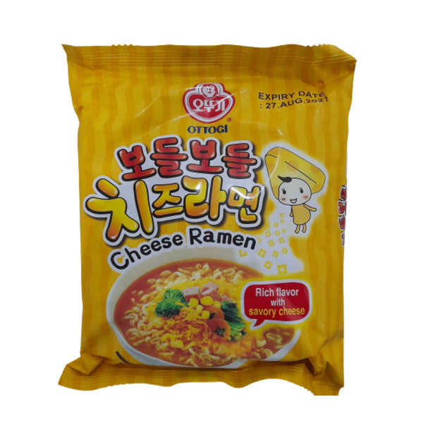 Korean Cheese Ramen (per piece) Homegrown: Fresh Food, Groceries, Plants and More!