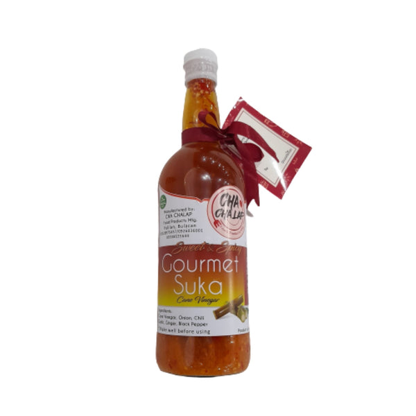 Gourmet Suka,Cane Vinegar (per bottle) Homegrown: Fresh Food, Groceries, Plants and More!