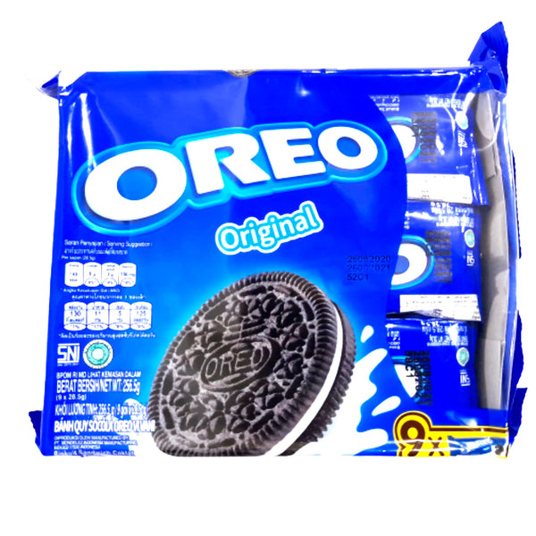 Oreo Original, 28.5g x 9mini packs (per piece) Homegrown: Fresh Food, Groceries, Plants and More!