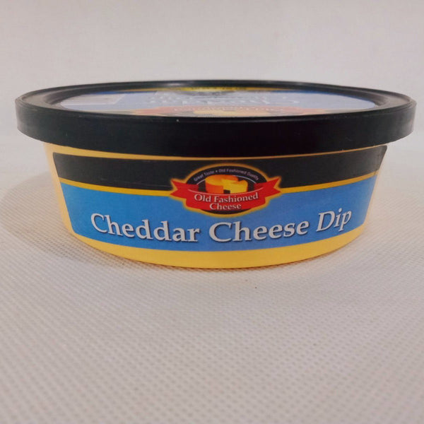 Cheddar Cheese Dip,Old Fashioned Cheese,6oz (per piece) Homegrown: Fresh Food, Groceries, Plants and More!