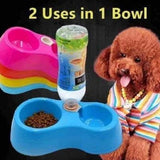 Dog or Cat Food Bowl,Red (per piece) Homegrown: Fresh Food, Groceries, Plants and More!