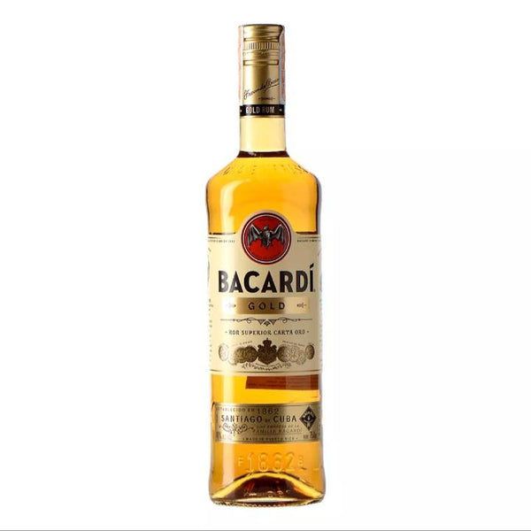 Bacardi Oro,Spirits, 750ml, Puerto Rico (per bottle) Homegrown: Fresh Food, Groceries, Plants and More!
