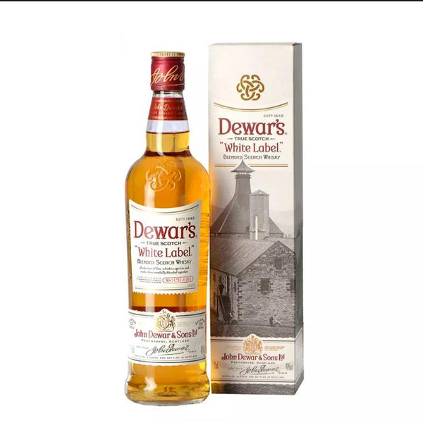 Dewar's White Label,Spirits, 750ml, Scotland(per bottle) Homegrown: Fresh Food, Groceries, Plants and More!