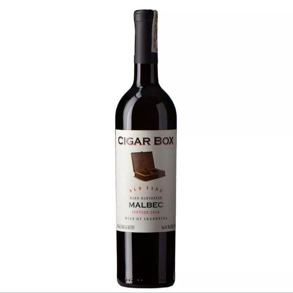 Cigar Box Malbec,Wine, 750ml, Argentina (per bottle) Homegrown: Fresh Food, Groceries, Plants and More!