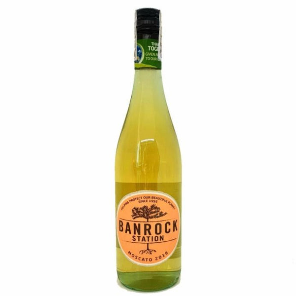 Christmas Sale! 5+1 FREE, Banrock Station Moscato,2018,750ml (Total 6pcs) Homegrown: Fresh Food, Groceries, Plants and More!