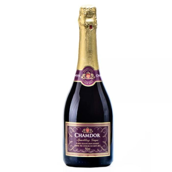Chamdor Sparkling,Red,750ml (per bottle) Homegrown: Fresh Food, Groceries, Plants and More!