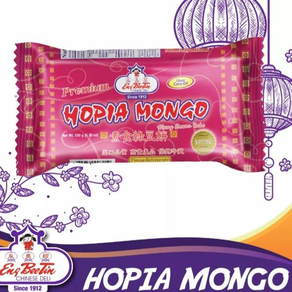 Hopia Mongo, Eng Bee Tin (per piece) Homegrown: Fresh Food, Groceries, Plants and More!
