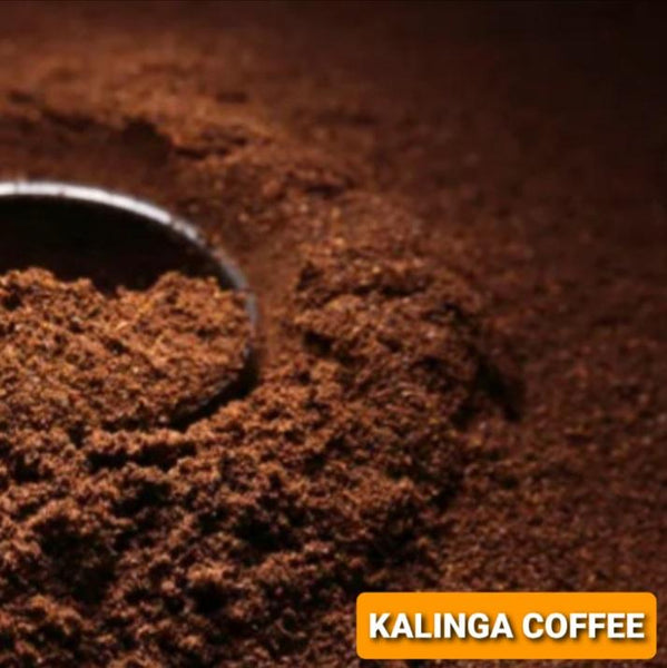 Kalinga Single Origin Ground Coffee,Ready for Coffee Brewer & French Press (200g) Homegrown: Fresh Food, Groceries, Plants and More!