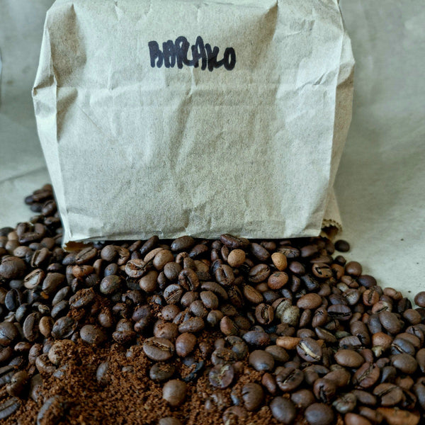 Barako Ground Coffee,Ready for Coffee Brewer & French Press (200g) Homegrown: Fresh Food, Groceries, Plants and More!