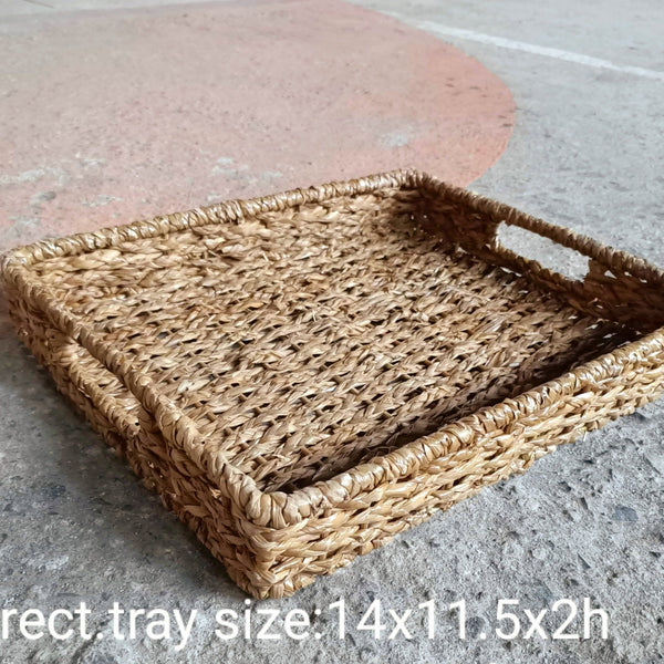 PROMO:FREE ROOM SPRAY (50ml)! Native Rectangular Tray, Dimension 14x11.5x2 Inches (per piece) Homegrown: Fresh Food, Groceries, Plants and More!