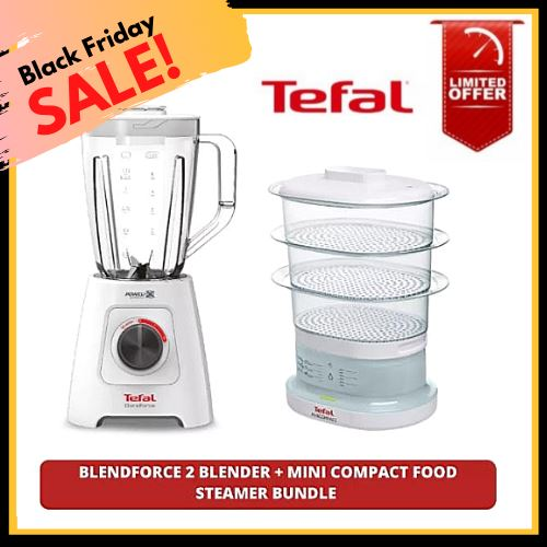 Black Friday Sale, Buy 1 Take 1, Tefal Blendforce2 Blender Take a FREE Mini Food Steamer (Total 2 Items) Homegrown: Fresh Food, Groceries, Plants and More!