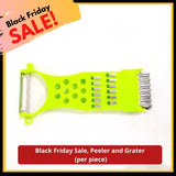 Black Friday Sale, Peeler and Grater (per piece) Homegrown: Fresh Food, Groceries, Plants and More!