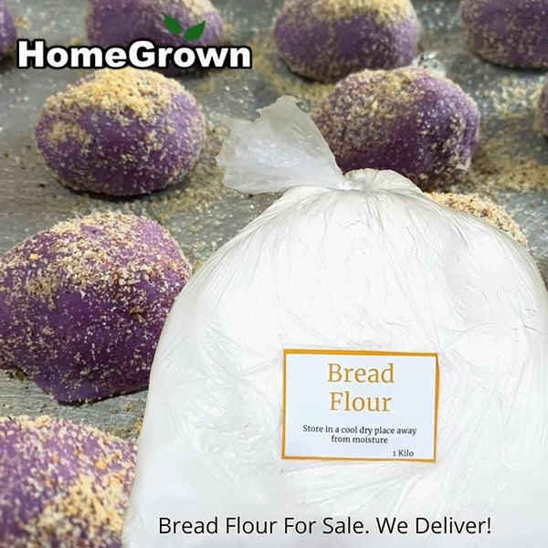 Baking Bread Flour (Per 1 kilo) Homegrown Door-to-Door Fresh from the Farm Delivery