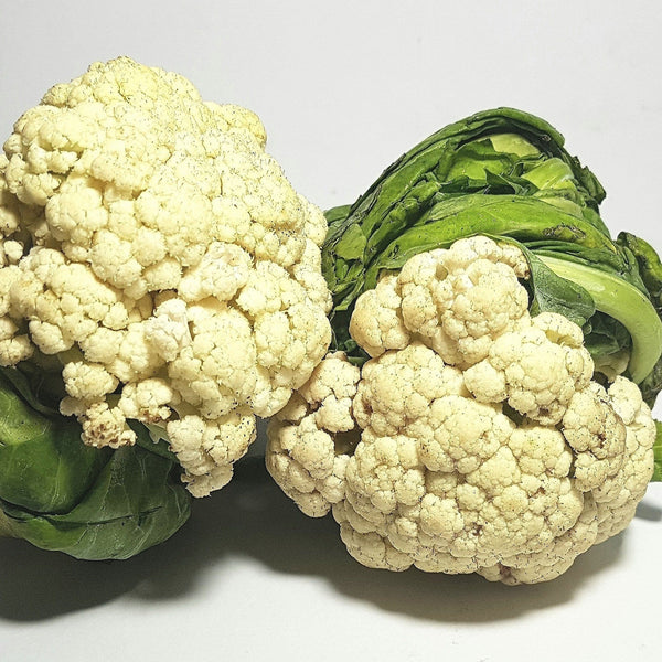 .      Organic Cauliflower to Lighten Skin Tone (Per 1kg)