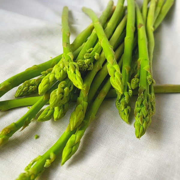 . Locally Grown Asparagus (Per 100g)