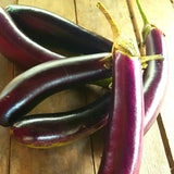 .                      Organic Eggplant for Timeless Toned Skin (Per 250g)