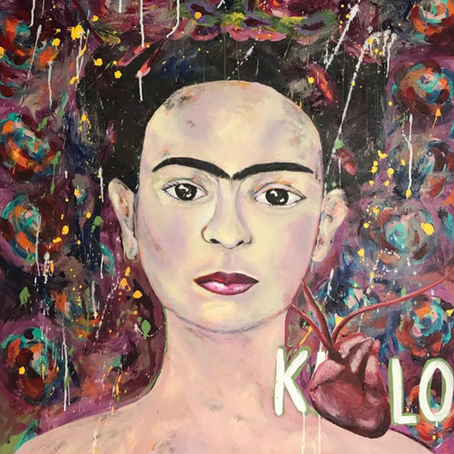 With Love to Frida