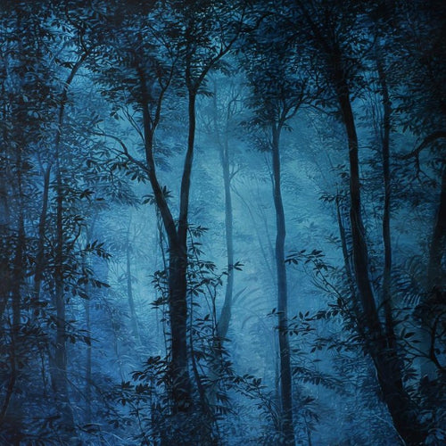 Blue Forest, Marco Valencia - A Life With Art