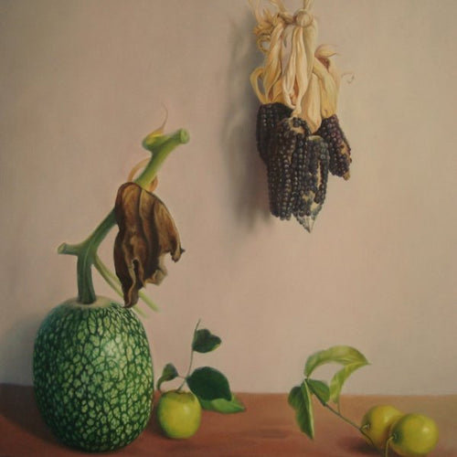Fruits of my Mother Land, Arturo Lemus - A Life With Art