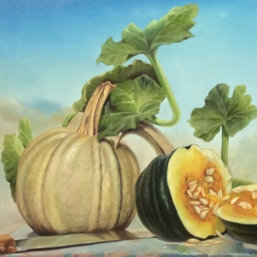 November Harvest, Arturo Lemus - A Life With Art