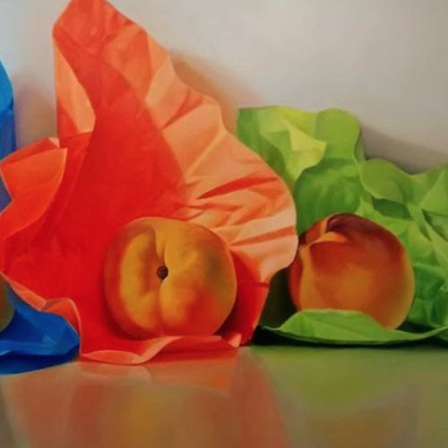 Peaches, Arturo Lemus - A Life With Art