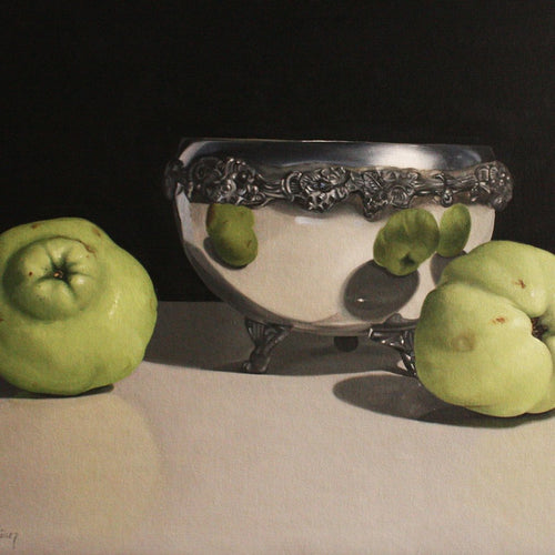 Quince, Miguel Angel Nuñez - A Life With Art