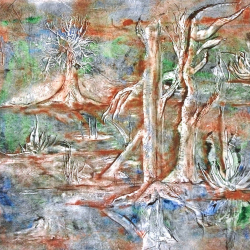 Swamp, Gustavo Moller - A Life With Art