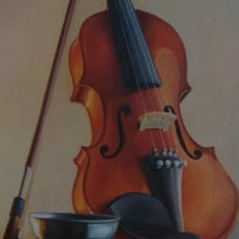 The Violinist, Arturo Lemus - A Life With Art