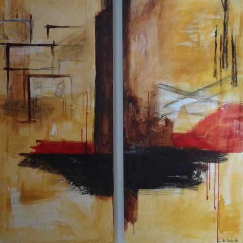 Urban Chaos II, Carine de Limelettee - A Life With Art