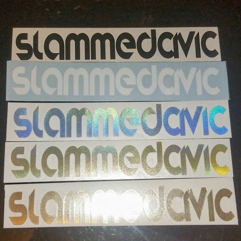 SlammedCivic Decal1