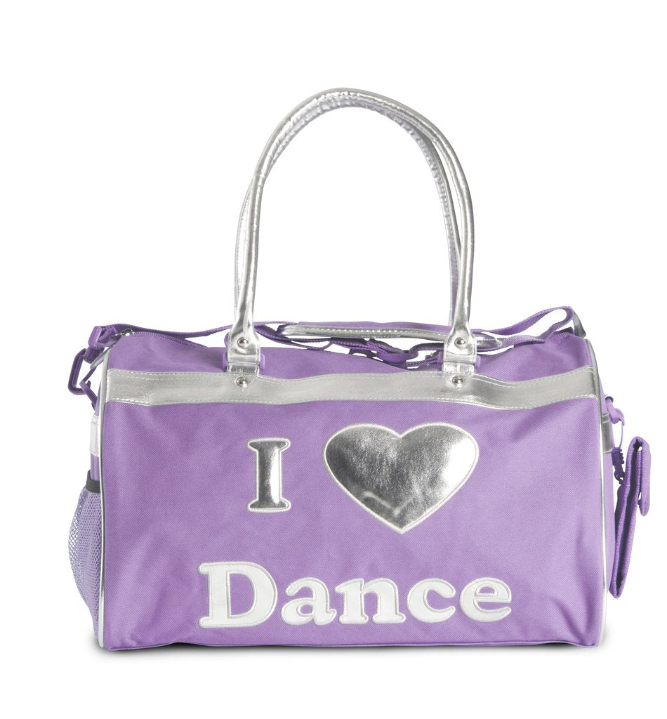Bloch I Love Dance Bag - Jacaranda