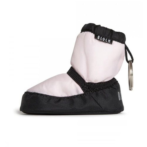 Bloch Mini Bootie Keyring - Candy Pink