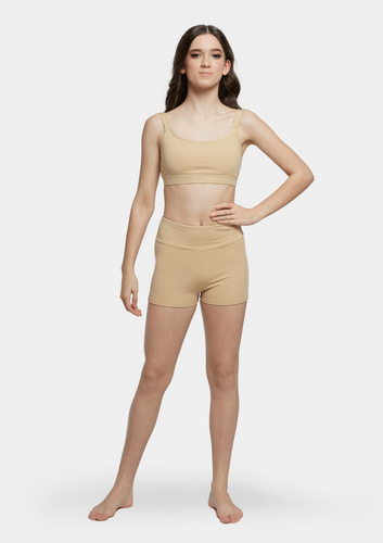 Studio 7 Performance Shorts Adult - Cashew