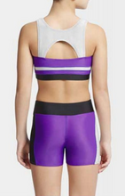 Capezio Stick The Landing Crop Top Child