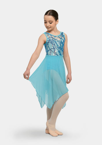 Studio 7 Elsie Lyrical Dress - Sky Blue