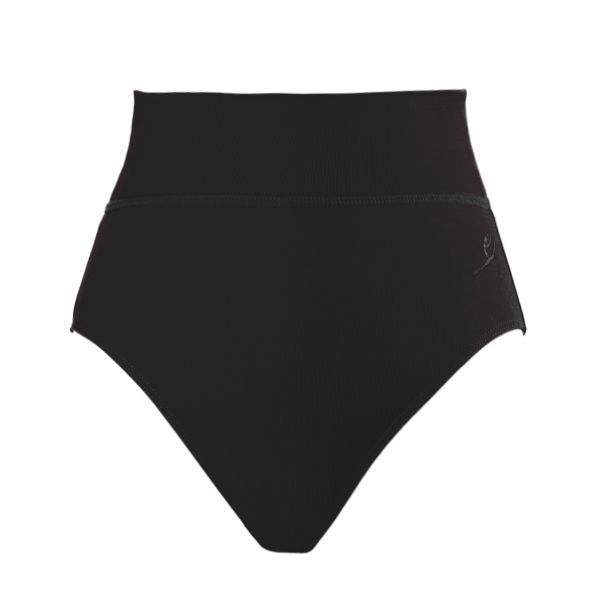Energetiks Astrid High Cut Briefs Adult - Black