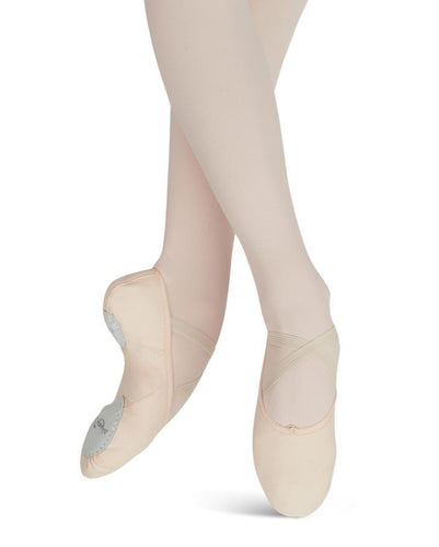 Capezio Canvas Split Sole Juliet